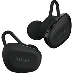 NUARL フルワイヤレスイヤホン トリプルブラック N6 PRO2-TB [マイク対応 /ワイヤレス(左右分離) /Bluetooth] N6PRO2TB