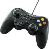 ELECOM(エレコム) JC-U3613MBK USBゲームパッド(13ボタンタイプ/デジタル/アナログ対応/ブラック) JCU3613MBK