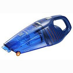 エレクトロラックス ハンディクリーナー 「Rapido Wet & Dry」 ZB5104WD ディープブルー ZB5104WD