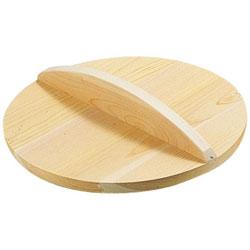 雅うるし工芸 厚手サワラ木蓋 51cm用 <AKB02051> AKB02051