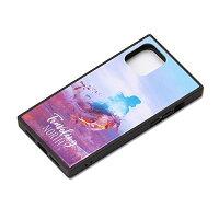 【ディズニー】iPhone11Pro用ガラスハイブリッドケース[アナ]