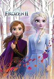 ディズニー 魔法の旅へ アナと雪の女王2 プリズムアートジグソーパズルプチ 70ピース 透明ピースパズル 10x14.7cm アナと雪の女王 アナ エルサ 97-223 やのまん