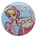 ディズニー ピクサー 缶バッチ 『トイ・ストーリー4』ボー・ピープ apds4257