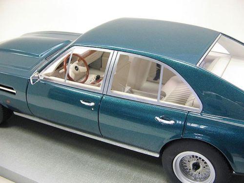 Tecnomodel 1/18 1974年モデル アストンマーチン ラゴンダ Aston Martin Lagonda 1974 1:18 Tecnomodel