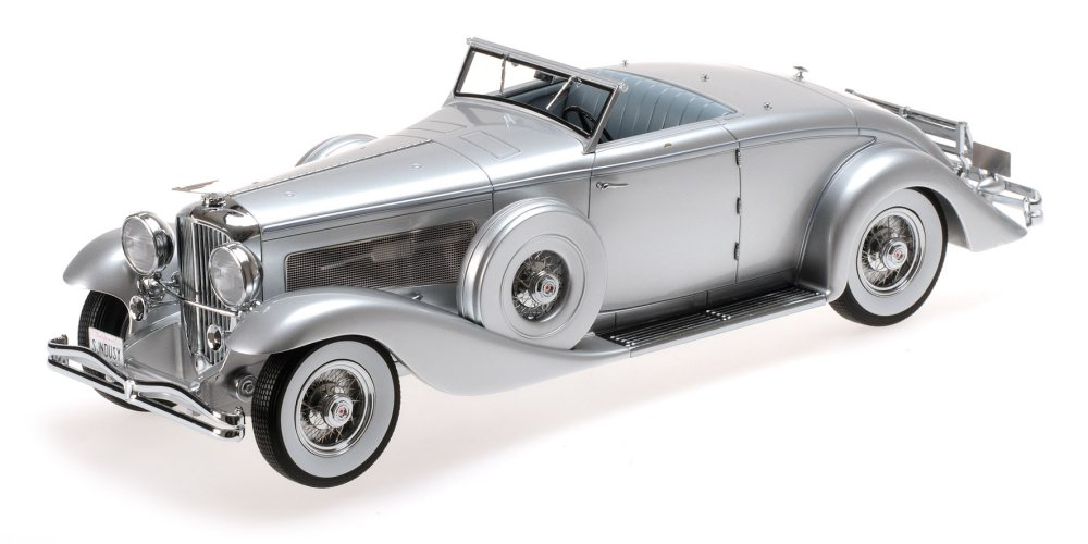 車, ミニカー・トイカー Minichamps 1936 SJN 1936 Duesenberg SJN Supercharged Convertible Coupe 118 Limited to 999pc Model Car by Minichamps