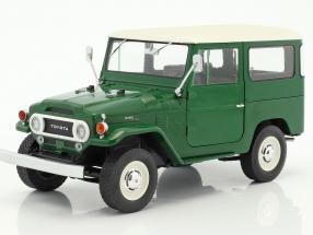 車, ミニカー・トイカー Triple9 Collection 1:18 1967 FJ401967 Toyota Land Cruiser FJ40. Diecast model with opening front doors 118 by Triple9 Collection