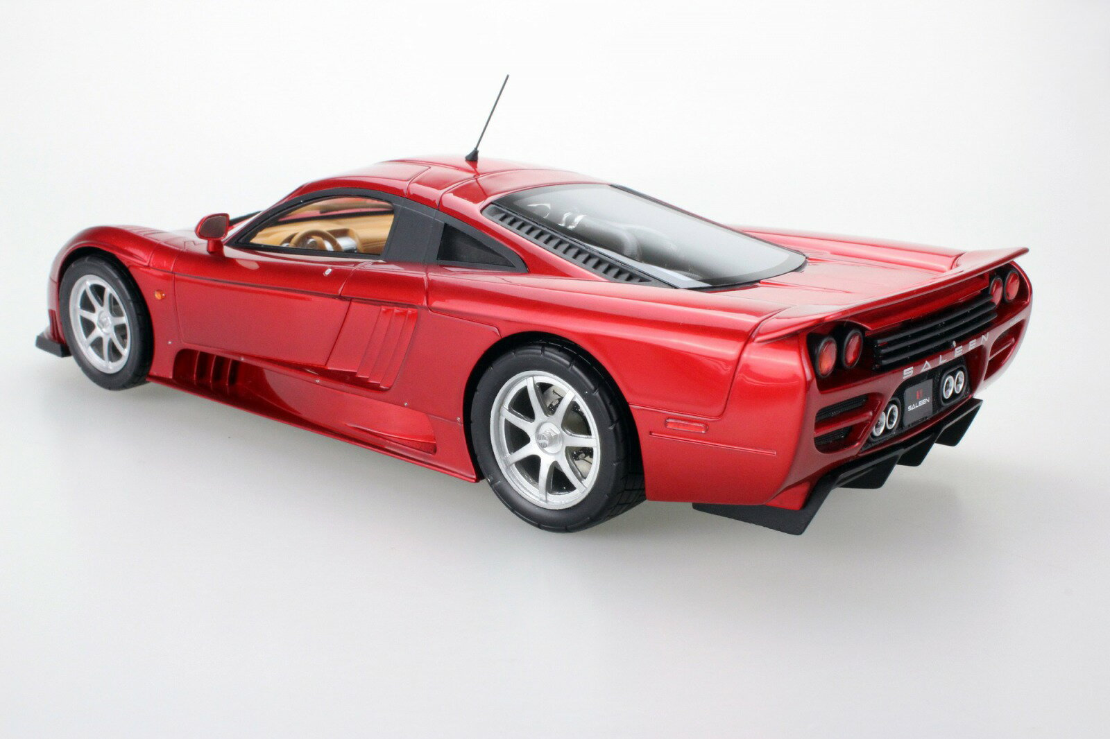 Top Marques トップマルケス 1:18 2004年モデル サリーン S7 Twin TurboSALEEN - S7 TWIN TURBO 2004 1/18 by Top Marques NEW USA