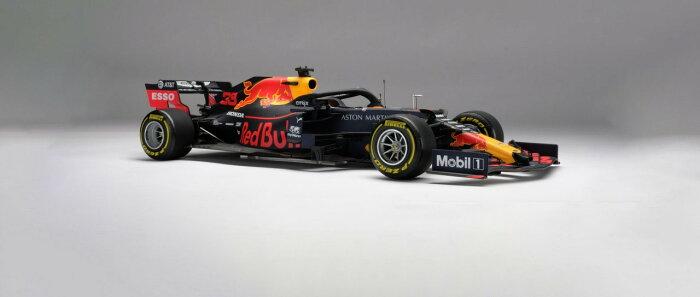 Amalgam Collection アマルガムコレクション 1/8 2019年オーストリアGP 優勝モデル レッドブル・ホンダ Aston Martin Red Bull Racing RB15 w/Honda RA619H マックス・フェルスタッペン2019 Aston Martin Red Bull Racing Austria GP Winner RB15 1:8 M.Verstappen