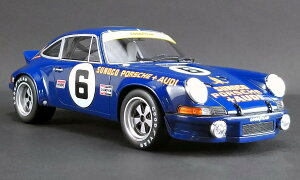 GT Spirit 1:18スケール レジン・プロポーションモデル 1973年デイトナ24時間 ポルシェ 911 RSR No.61973 Porsche 911 RSR #6 Mark Donohue & George Follmer 24h of Daytona 1/18 by GT Spirit NEW
