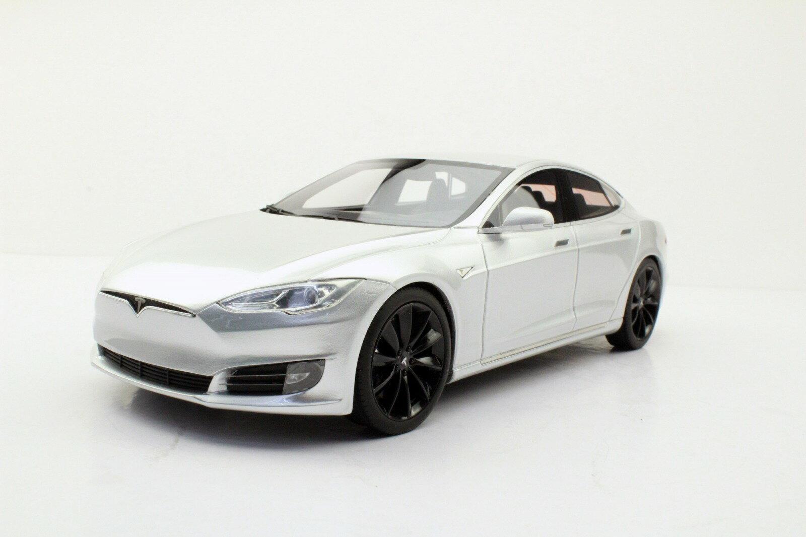 車, ミニカー・トイカー LS Collectibles 1:18 2016 S 2016 Tesla Model S 118 by LS Collectibles