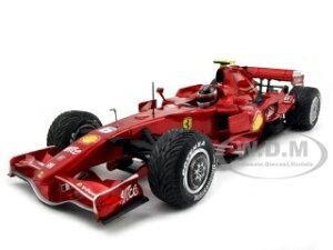 マテル フェラーリ・ライセンス商品2007年 フェラーリ F1 ライコネンモデル2007 Ferrari 200t...
