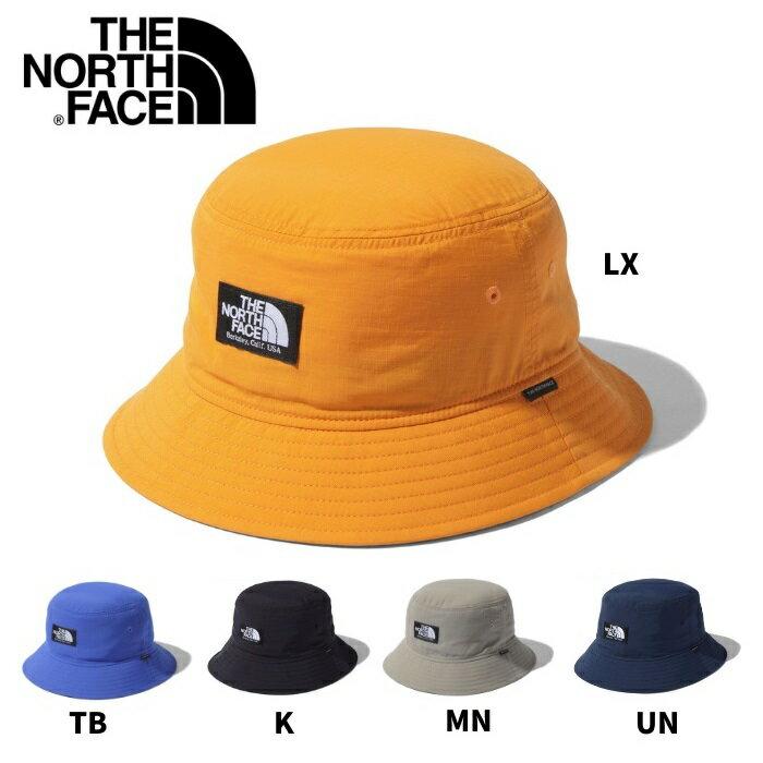ノースフェイス 帽子 キャンプサイドハット(ユニセックス) UVケア 日よけ メンズ レディース バケットハット アウトドア 紫外線対策 THE NORTH FACE NN41906