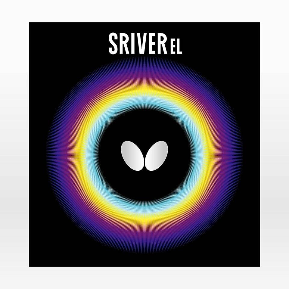 バタフライ(Butterfly) 卓球 ラバー スレイバーEL 裏ソフト 05380