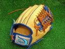 久保田スラッガー「6PSM」軟式内野手用スペシャルオーダーグローブ クリーム×ブルー 鳥谷2012モデル