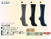 【ダンロップ】 XXIO(ゼクシオ)レディスハイソックス XLO2526 【お買い得商品】【冬用】