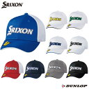ダンロップ スリクソン キャップ SMH1130XSRIXON 2021年モデル ツアープロ着用モデル
