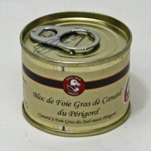 テリーヌやカナッペにしてもお洒落。缶詰なので、長期保存できて便利。フォアグラ・カナール缶...