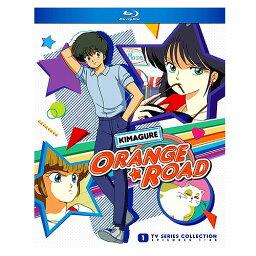 きまぐれオレンジ☆ロード 北米版ブルーレイ 全12話収録 BD