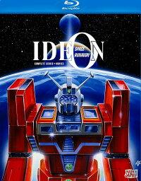 伝説巨神イデオン 北米版ブルーレイ 全39話+劇場版収録 BD