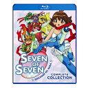 七人のナナ 北米版ブルーレイ 全25話+OVA収録 BD