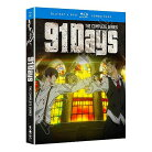 【先行予約】91Days通常版北米版DVD+ブルーレイ全12話収録BD