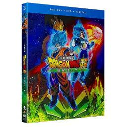 劇場版 ドラゴンボール超 ブロリー 北米版DVD+ブルーレイ BD