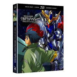 機動戦士ガンダム 鉄血のオルフェンズ 第2期 part1 北米版DVD+ブルーレイ 26〜38話収録