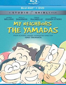 ホーホケキョ となりの山田くん ニューパッケージ版 北米版DVD+ブルーレイ BD