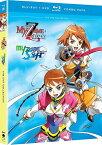 「舞-乙HiME Zwei」+「舞-乙HiME 0〜S.ifr〜(マイオトメシフル)」 北米版DVD+ブルーレイ BD