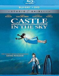 天空の城ラピュタ ニューパッケージ版 北米版DVD+ブルーレイ 日本語・英語・フランス語に切り替え可能! スタジオジブリ BD