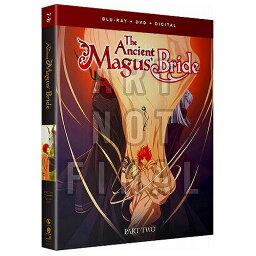魔法使いの嫁 Part2 北米版DVD+ブルーレイ 13〜最終24話収録 BD