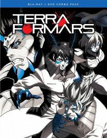 【先行予約】テラフォーマーズ北米版DVD+ブルーレイ全13話収録BD
