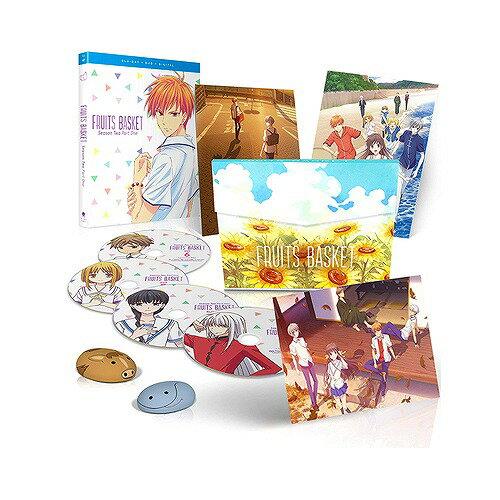 フルーツバスケット第2期Part1 版北米版DVD+ブルーレイ1〜13話収録BD