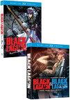【在庫あり】ブラック・ラグーン 第1期+第2期+OVA第3期■北米版DVD+ブルーレイ■全24話+OVA全5話収録 BD-BOX BLACK LAGOON ブラックラグーン