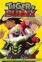 TIGER & BUNNY タイガー・アンド・バニー part1■北米版DVD■1〜13話収録 タイバニ
