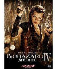 2010年12月22日発売【新品DVD 27%OFF】バイオハザードIV アフターライフ 【DVD・洋画/アクシ...