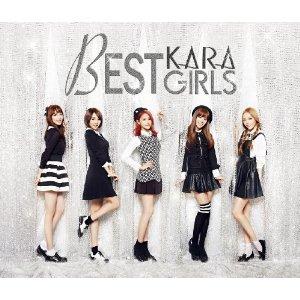 BESTGIRLS(初回限定盤A)(2CD+2DVD+グッズ)/KARA
