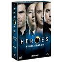 HEROES ファイナル・シーズンDVD-BOX【DVD・海外TVドラマ】【10P06may13】
