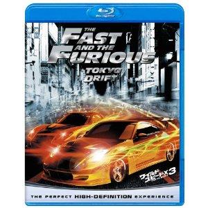 ワイルド・スピードX3 TOKYO DRIFT【Blu-ray・洋画アクション】