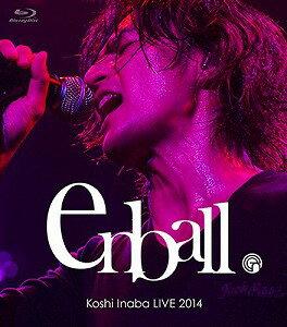 ミュージック, その他 Koshi Inaba LIVE 2014en-ballBlu-ray