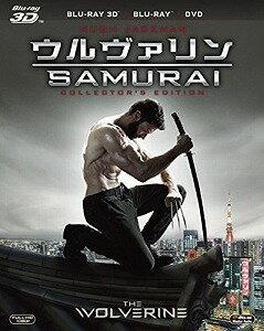ウルヴァリン:SAMURAI 4枚組コレクターズ・エディション (初回生産限定) 【Blu-ray・洋画SF】