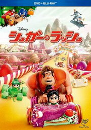 シュガー・ラッシュ DVD+ブルーレイセット('12米)〈2枚組〉