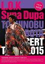 久保田利伸/TOSHINOBU KUBOTA CONCERT TOUR 2015 L.O.K.Supa Dupa〈2枚組〉【DVD/邦楽】