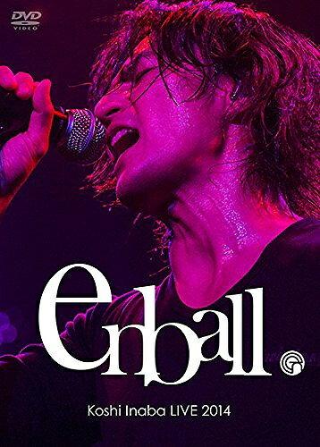 ミュージック, その他 Koshi Inaba LIVE 2014en-ball2DVD