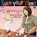 大石真理恵/Take Your Time〜マリンバの世界へようこそ〜【CD/ジャズ&フュージョン】