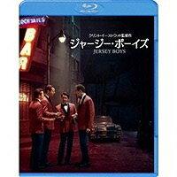 ジャージー・ボーイズ('14米)【Blu-ray/洋画音楽 ミュージカル ドラマ】