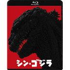 シン・ゴジラ Blu-ray2枚組【Blu-ray・邦画アクション】【新品】