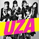 AKB48/UZA(TYPE B)【CD/邦楽ポップス】初回...
