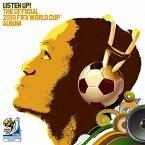 【アウトレット品】リッスン・アップ!2010 FIFAワールドカップ南アフリカ大会公式アルバム【CD/洋楽ロック&ポップス/オムニバス(その他)】