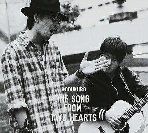 【アウトレット品】コブクロ/One Song From Two Hearts【CD/邦楽ポップス】初回出荷限定盤(初回限定盤)